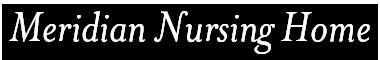 Meridian Nursing Home logo