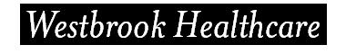 Westbrook Healthcare logo