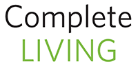 Complete Living button