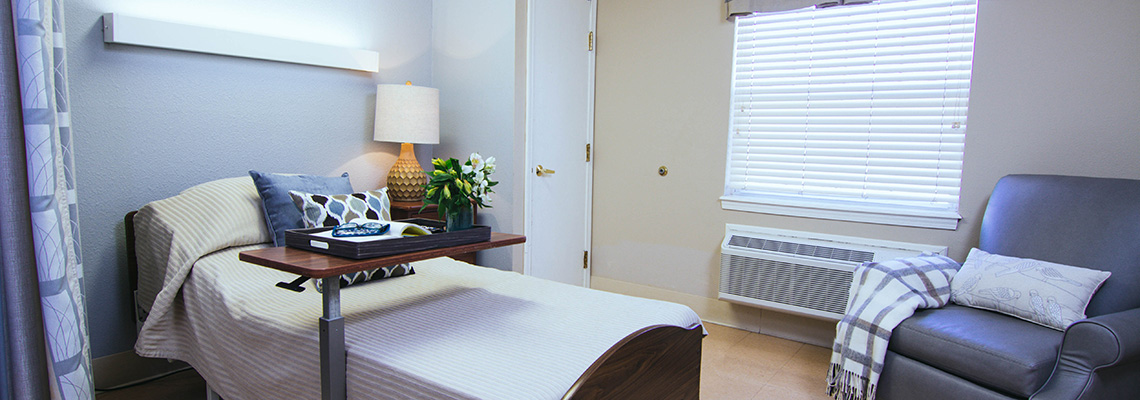 Fianna Hills semi-private room