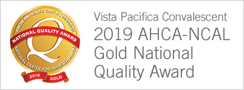2019 AHCA-NCAL Gold National Quality Award