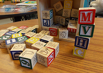 childrens blocks