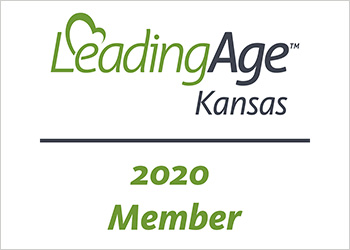 Leading Age Kansas 2020 Member graphic