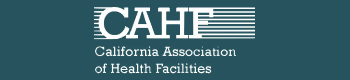 California Association of Health Facilities banner