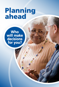 Guide to planning ahead for long-term care services