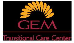 GEM Transitional Care Center Logo