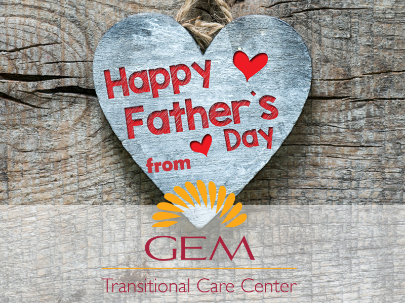 Happy Father's Day from GEM