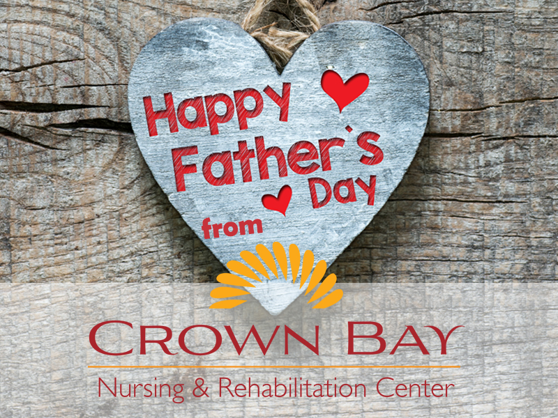 Happy Father's Day from Crown Bay