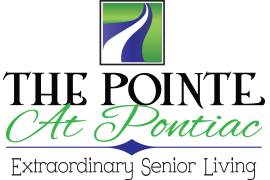 The Pointe at Pontiac Extraordinary Senior Living logo