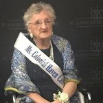 Ms Johnson at Alabama Nursing Home Pageant