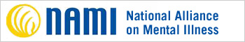 National Alliance on Mental Illness button