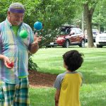 Festivities at Family Fun Day!