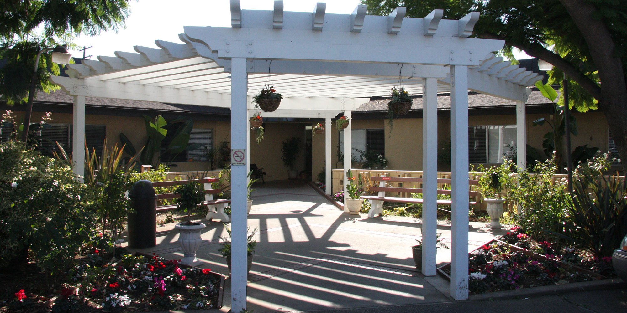 West Covina outdoor covered patio