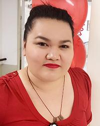 Maria Ragasa Dietary Supervisor