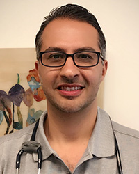 Dr. Amir Parvinchiha Medical Director