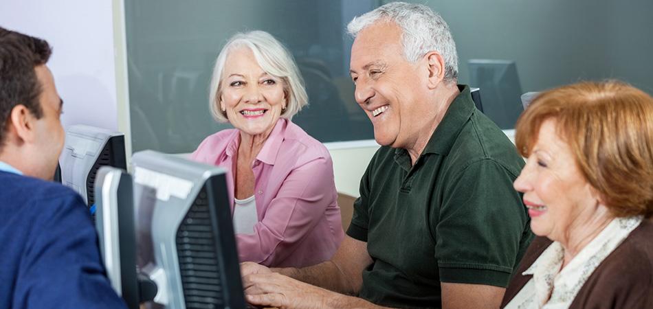 The Benefits of Fusing Academia into Senior Care - Schervier