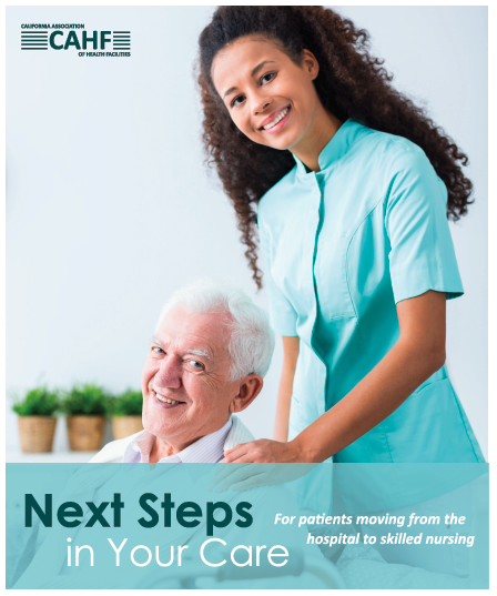 Next Steps in your care pamphlet