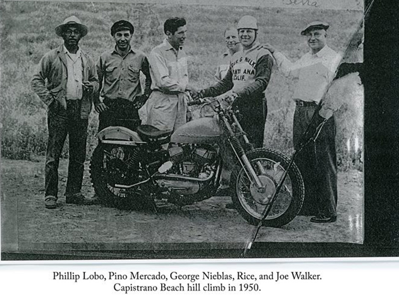 """""""Capistrano Beach Hill"""" was also known as """"Motorcycle Hill"""" by our historic S.J.C. Eagles Motorcycle Club!"""