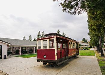 Knott's Berry Farm Cable Car