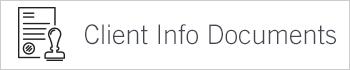 client info docs button