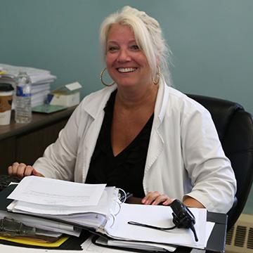 administrator at eastbrook