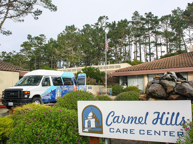 Carmel Hills Care Center logo