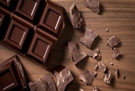 Dark Chocolate Bar And Chunks