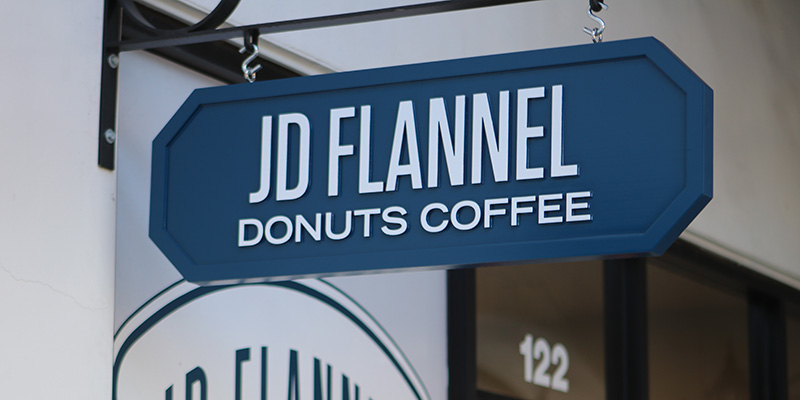 Contact - JD Flannel Donuts and Coffee