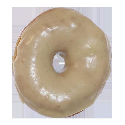 Vanilla Bean Raised Donut
