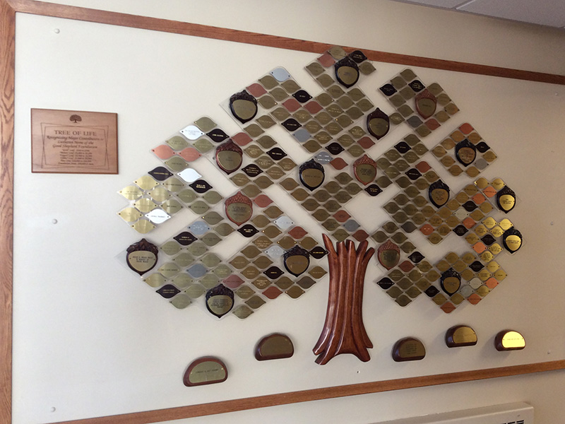 Tree of life wall