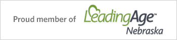 Proud member of Leading Age Nebraska