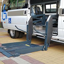 handicap van