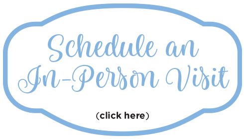 Schedule an in-person visit button