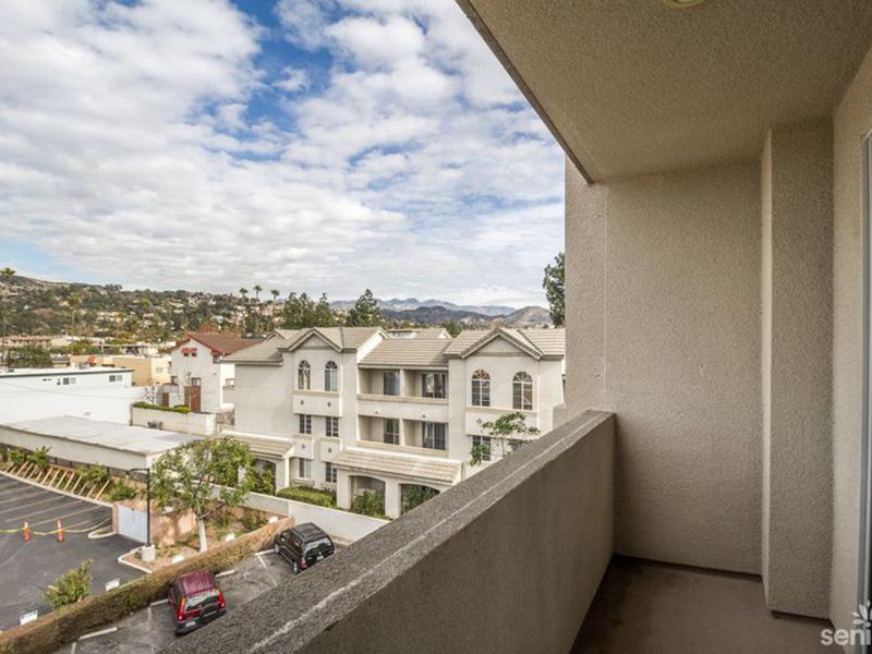 Glen Terra balcony view