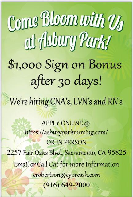 sign on bonus