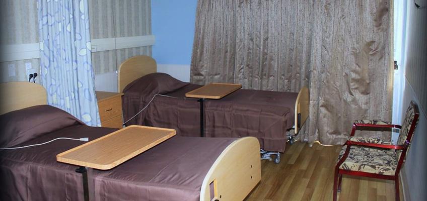 Riviera Healthcare semi-private room