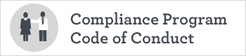 Compliance Program Code of Conduct button
