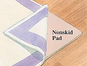 Non skid pad