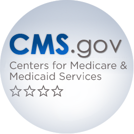4-star CMS rating graphic