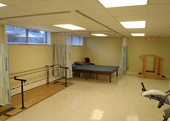 rehabilitation room