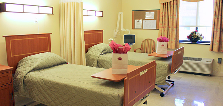 double occupancy room