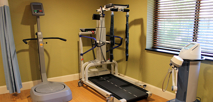 rehab exercise equipment