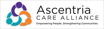 Ascentria button