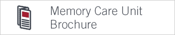 memory care unit brochure button