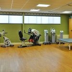 Rehab and Outpatient Gym