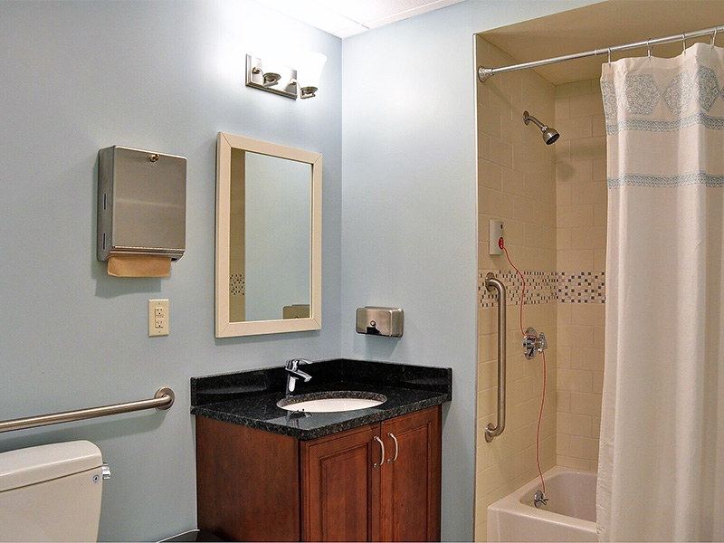 Photo Gallery Lutheran Rehabilitation And Skilled Care Center Mesmerizing Bathroom Rehab Model