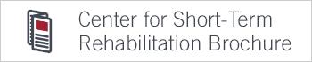 Short Term Rehab Brochure button