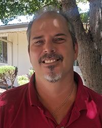 Joe Zarate Maintenance Director