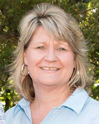 Sharon Blakely, Housekeeping Supervisor