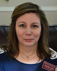 Shandra Loyd, Office Manager
